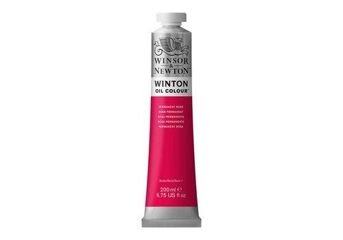 Winsor & Newton W&N Winton olieverf 200ml Permanent Rose