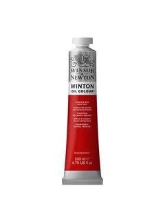 Winsor & Newton W&N Winton olieverf 200ml Cadmium Red Deep Hue