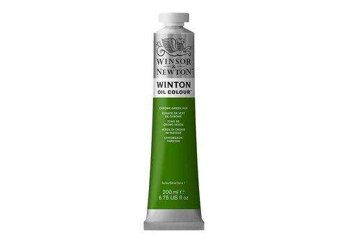 Winsor & Newton W&N Winton olieverf 200ml Chrome Green Hue