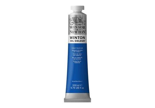 Winsor & Newton W&N Winton olieverf 200ml Cobalt Blue Hue