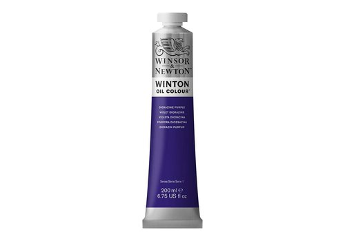 Winsor & Newton W&N Winton olieverf 200ml Dioxazine Purple
