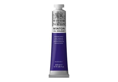 Winsor & Newton W&N Winton olieverf 200ml Dioxazine Purple