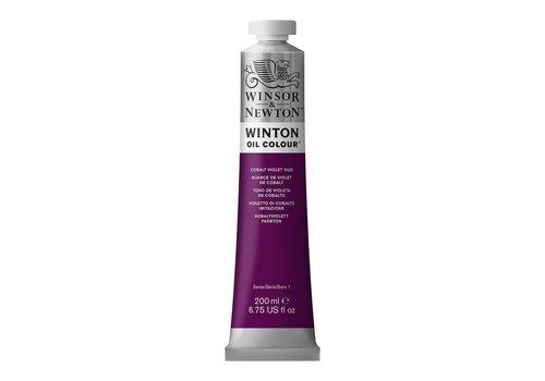 Winsor & Newton W&N Winton olieverf 200ml Cobalt Violet Hue