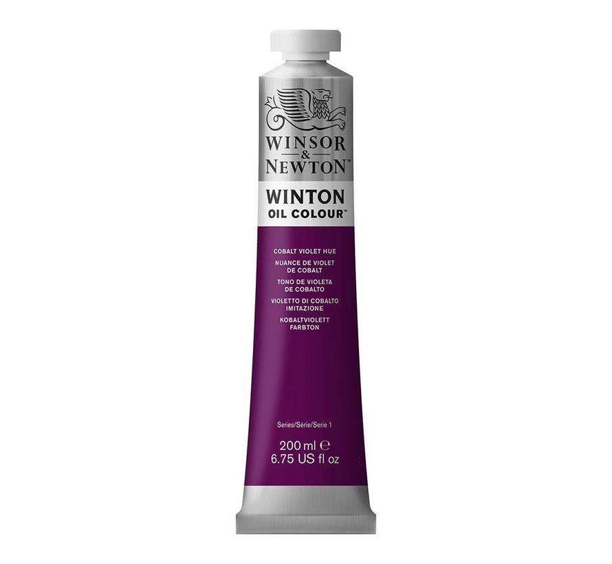 W&N Winton olieverf 200ml Cobalt Violet Hue 194