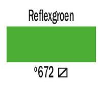 Amsterdam acrylverf 500ml standard 672 reflexgroen