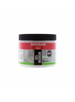 Amsterdam Amsterdam gel medium Mat 500 ml
