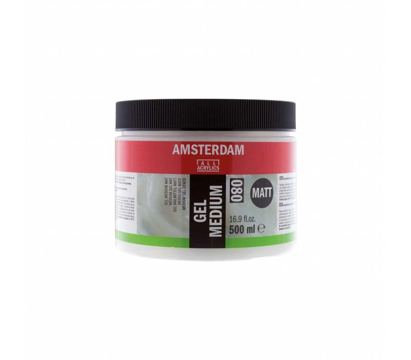 Amsterdam gel medium Mat 500 ml