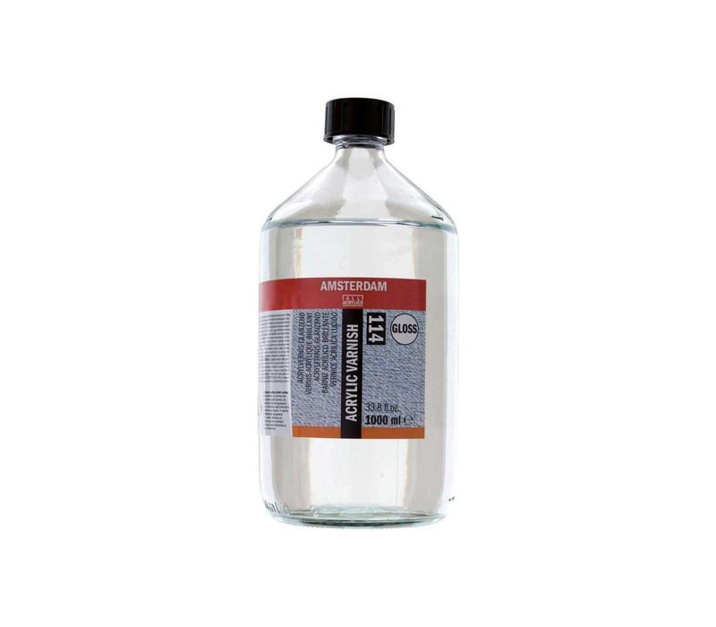 Amsterdam acrylvernis glanzend 1000 ml