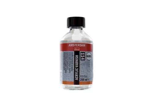 Amsterdam Amsterdam acrylvernis glanzend 250 ml