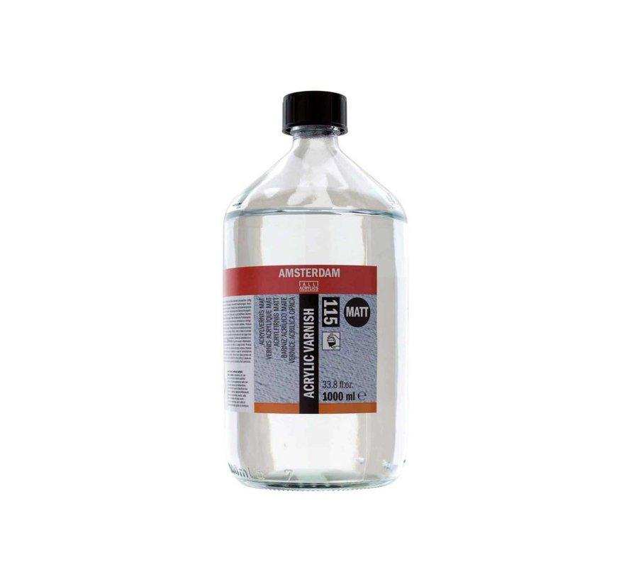 Amsterdam acrylvernis mat 1000 ml