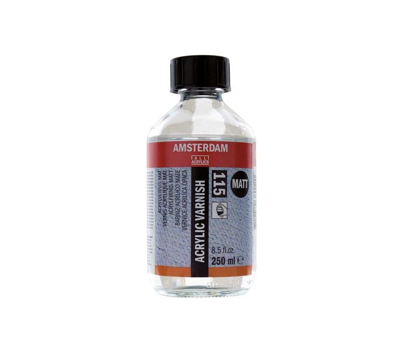 Amsterdam acrylvernis mat 250 ml