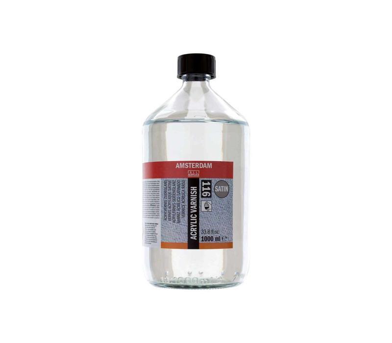 Amsterdam acrylvernis zijdeglans 1000 ml