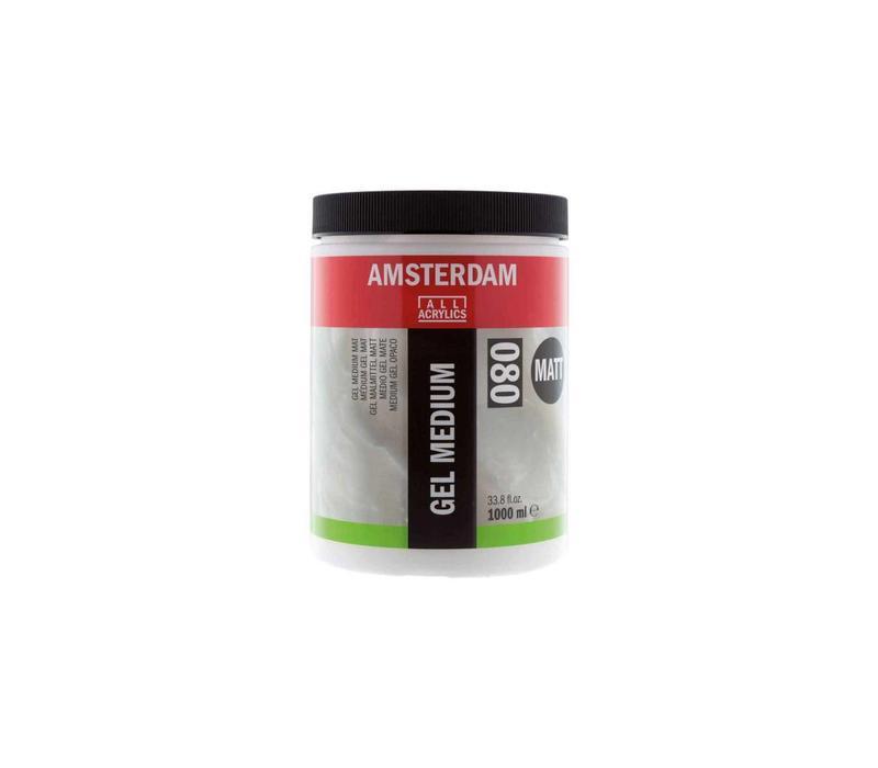 Amsterdam extra heavy gel medium mat 1000 ml