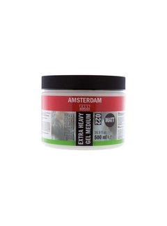 Amsterdam Amsterdam extra heavy gel medium mat 500 ml