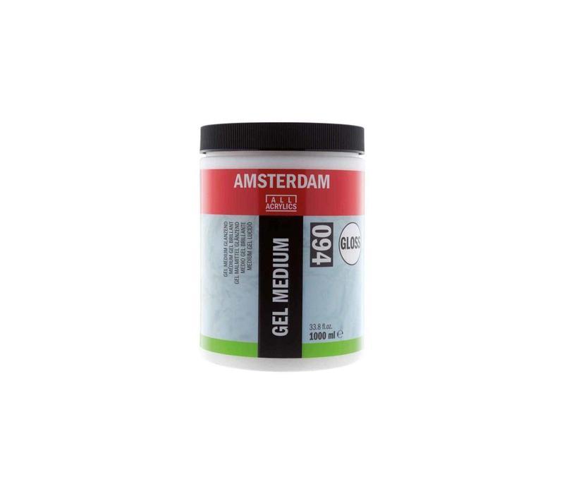 Amsterdam gel medium glanzend 1000 ml