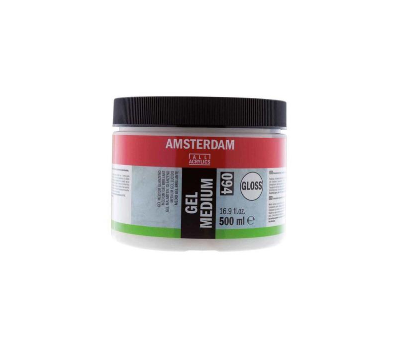 Amsterdam gel medium glanzend 500 ml