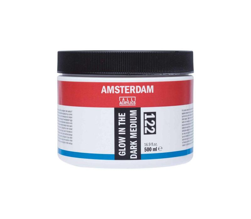 Amsterdam glow in the dark Medium 500 ml