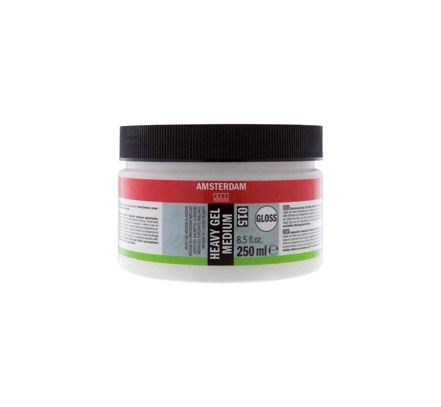 Amsterdam heavy gel medium glanzend 250 ml