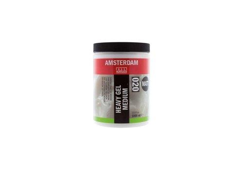 Amsterdam Amsterdam heavy gel medium mat 1000 ml