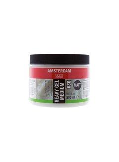 Amsterdam Amsterdam heavy gel medium mat 500 ml