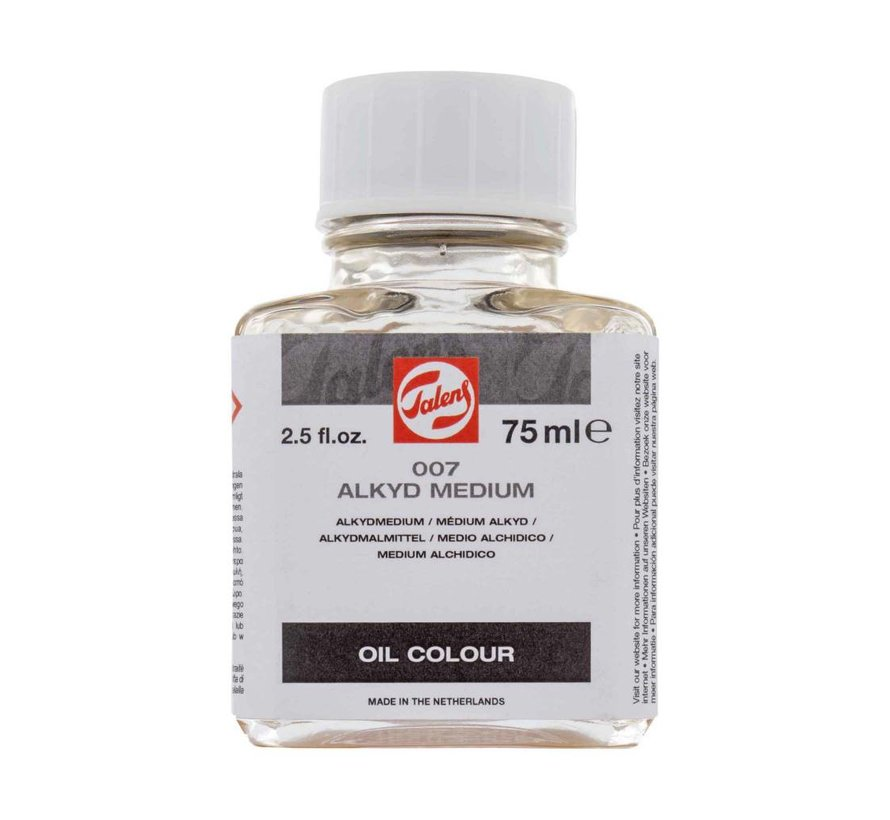 Alkydmedium flacon 75 ml