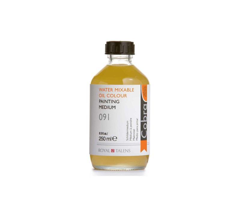 Cobra watervermengbare olieverf schildermedium 250 ml