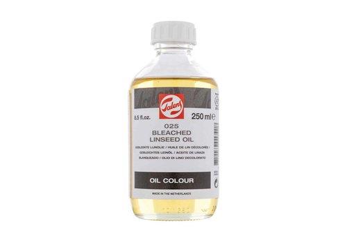 Talens Gebleekte lijnolie flacon 250 ml