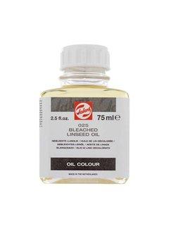 Talens Gebleekte lijnolie flacon 75 ml