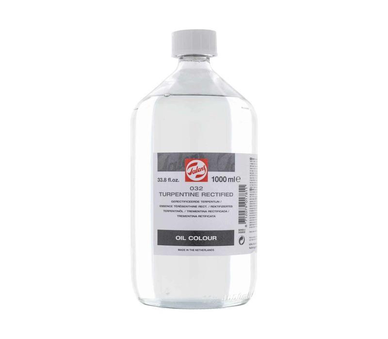 Gerectificeerd terpentijn flacon 1000 ml