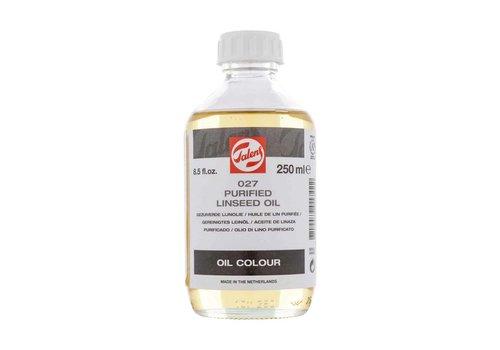 Talens Gezuiverde lijnolie flacon 250 ml