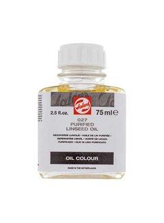 Talens Gezuiverde lijnolie flacon 75 ml