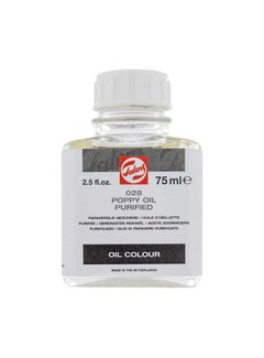 Talens Papaverolie flacon 75 ml