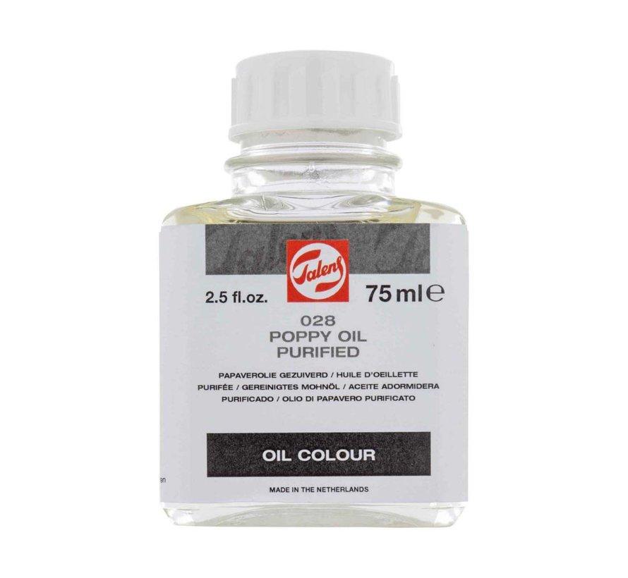 Papaverolie flacon 75 ml