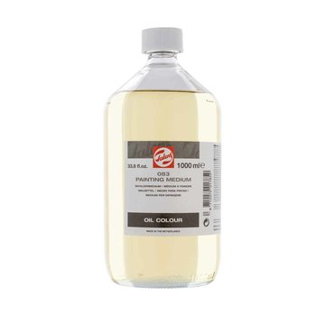 Talens Schildermedium flacon 1000 ml