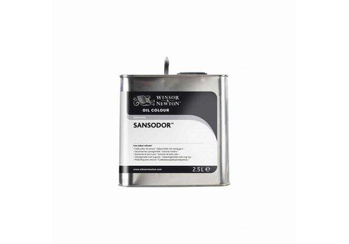Winsor & Newton W&N Sansodor (Reukloze terpentine) 2,5ltr