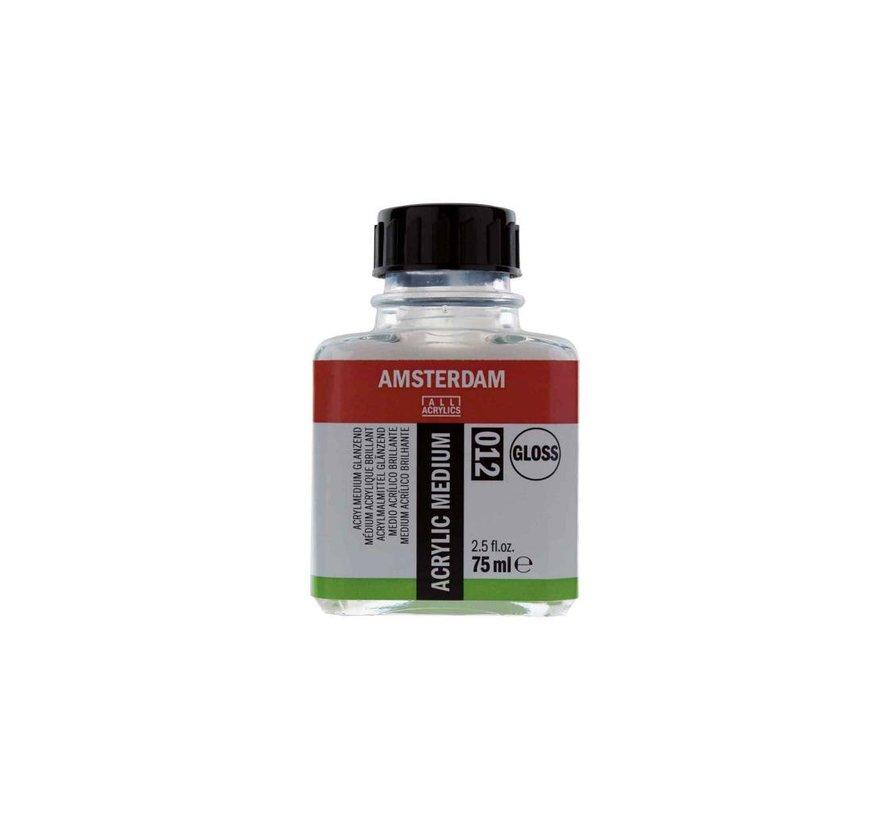 Amsterdam acrylmedium glanzend 75 ml