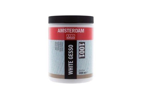 Amsterdam Amsterdam gesso wit 1000 ml