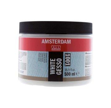 Amsterdam Amsterdam gesso wit 500 ml