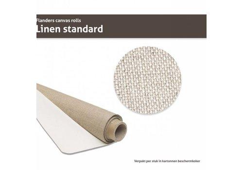 Regenboog huismerk Flanders Linnen op rol Standaard 210CM x 10M
