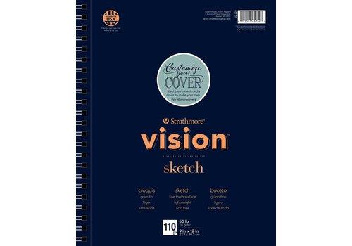 Strathmore 200 serie Vision Schets 23x30,5cm