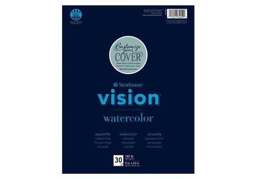 Strathmore 200 serie Vision Aquarel papier 23x30,5cm