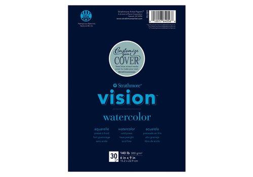 Strathmore 200 serie Vision Aquarel papier 15x22,9cm