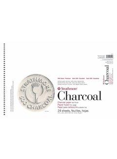 Strathmore 500 serie Houtskool Pad Assorted tints 30x45,7cm