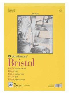 Strathmore 300 serie Bristol Glad A4 20 vellen