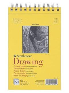 Strathmore 300 serie Tekenpapier A4 50 vellen