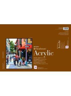 Strathmore 400 serie Acrylpapier 30,5x45,7 10 vellen