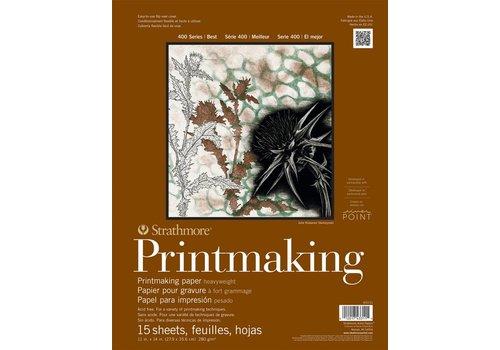 Strathmore 400 serie Printmaking papier 27,9x35,6 15 vellen