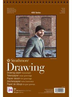 Strathmore 400 serie Tekenpapier A4 24 vellen