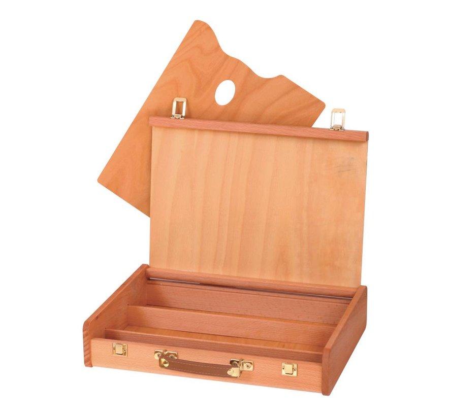 Lege houten kist 27x41 cm M112
