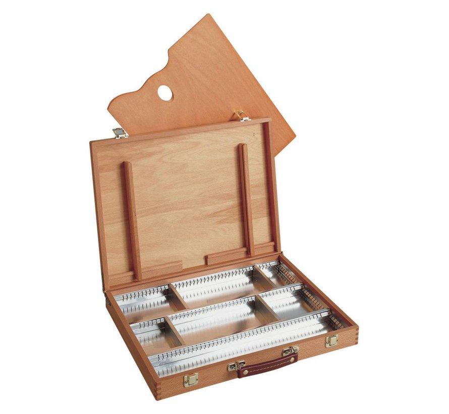 Lege houten kist 30x40 cm M102